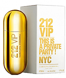 CAROLINA HERRERA 212 VIP (L) 50ml edp