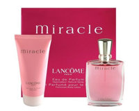 Lancome MIRACLE (L) set (30ml edp+b/l 50ml)