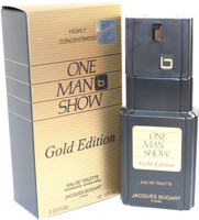 BOGART ONE MAN SHOW GOLD EDITION 100ml edt