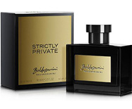 BOSS BALDESSARINI STRICTLY PRIVATE (M) 90ml edt