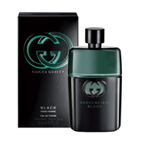 GUCCI GUILTY BLACK (M) 90ml edt