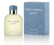 DOLCE&GABBANA LIGHT BLUE (M) 40ml edt