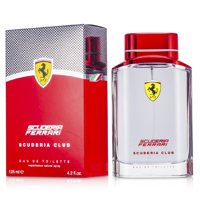FERRARI SCUDERIA CLUB (M) 40 ml edt