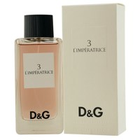 DOLCE&GABBANA № 3 L`IMPERATRICE TEST 100ml edt