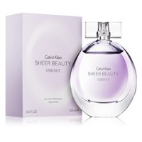 CK BEAUTY SHEER ESSENSE (L) 100ml edt