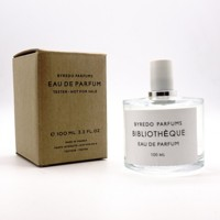BYREDO PARFUMS BIBLIOTHEQUE lady 100ml edp TESTER