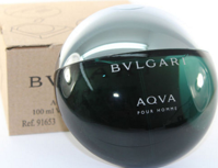 BVLGARI AQUA (M) TEST 100ml edt
