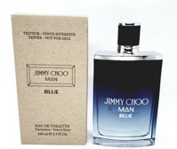 JIMMY CHOO BLUE (M) test 100ml edt