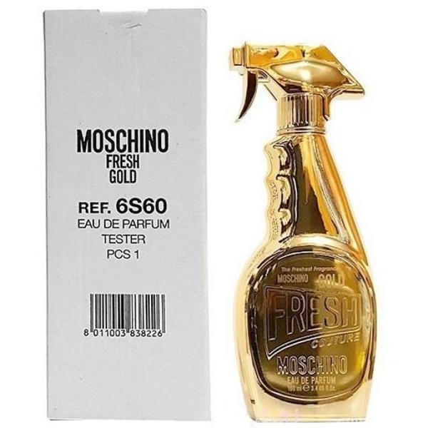 Moschino Fresh Couture GOLD (L) Test 100 ml edt