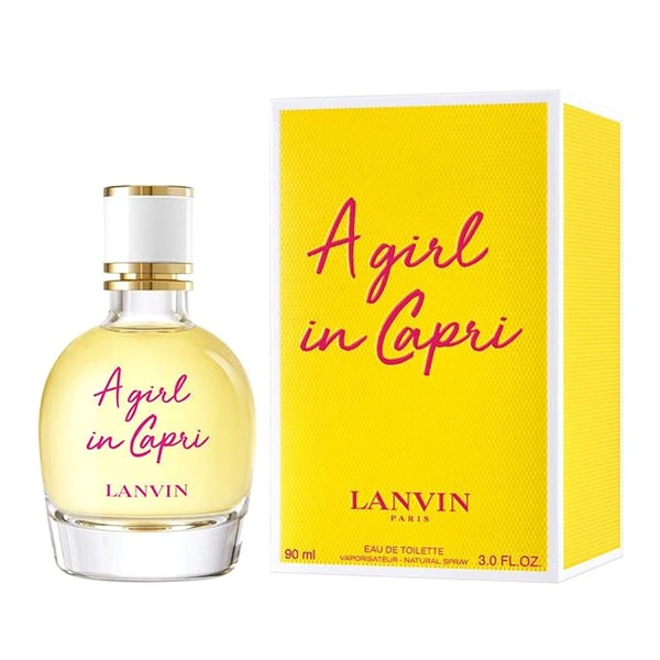 Lanvin A GIRL IN CAPRI  90ml edt