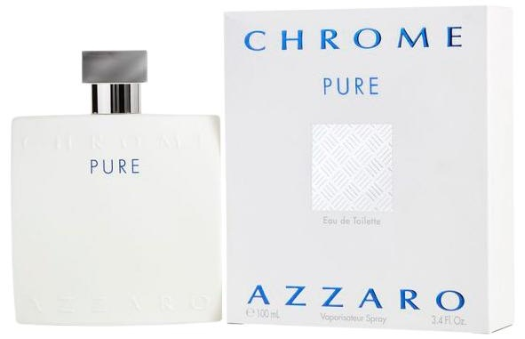 Azzaro Chrome Pure EDT 30 ml